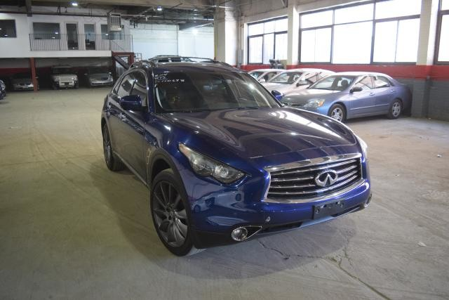 2012 Infiniti FX35 Limited Edition Richmond Hill, New York 1