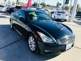 2012 Infiniti G37 Coupe Journey Calexico, CA 1