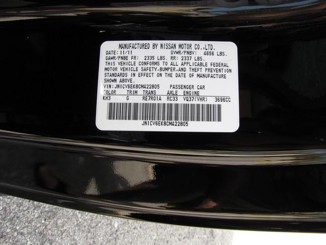 2012 Infiniti G37 Coupe Journey Jacksonville , FL 25