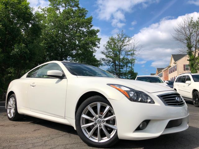 2012 Infiniti G37 Coupe x Sterling, Virginia 1