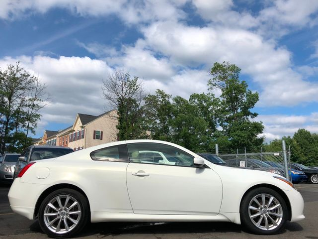 2012 Infiniti G37 Coupe x Sterling, Virginia 5