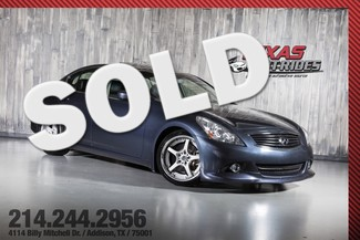 2012 Infiniti G37 Sedan Journey Tein Coilovers & Volk Wheels in Addison