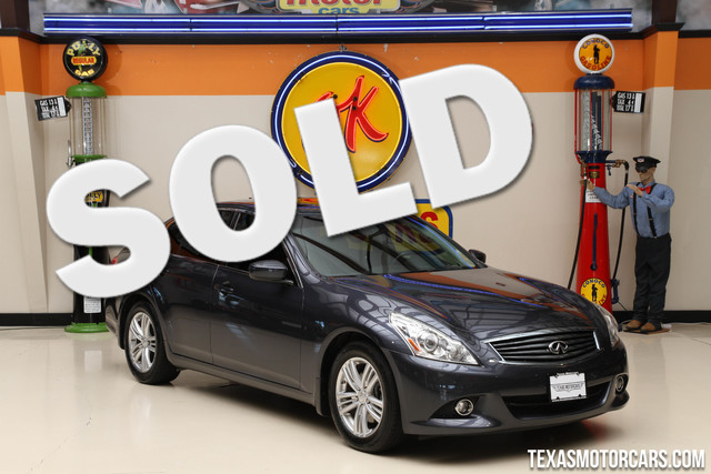 2012 INFINITI G37 Sedan Journey This 2012 INFINITI G37 Sedan Journey is in excellent condition wit