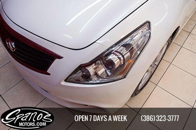 2012 Infiniti G37S Sedan Sport Daytona Beach, FL 10