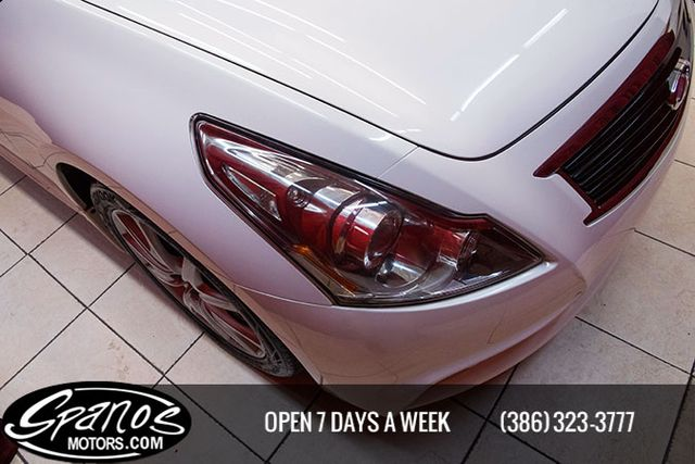2012 Infiniti G37S Sedan Sport Daytona Beach, FL 9