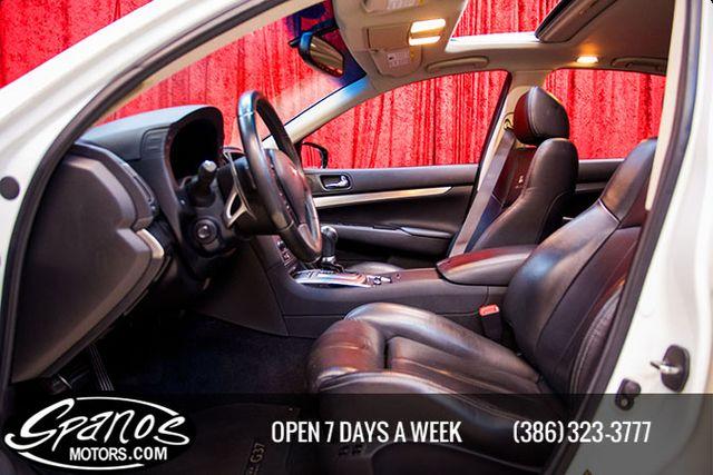 2012 Infiniti G37S Sedan Sport Daytona Beach, FL 20