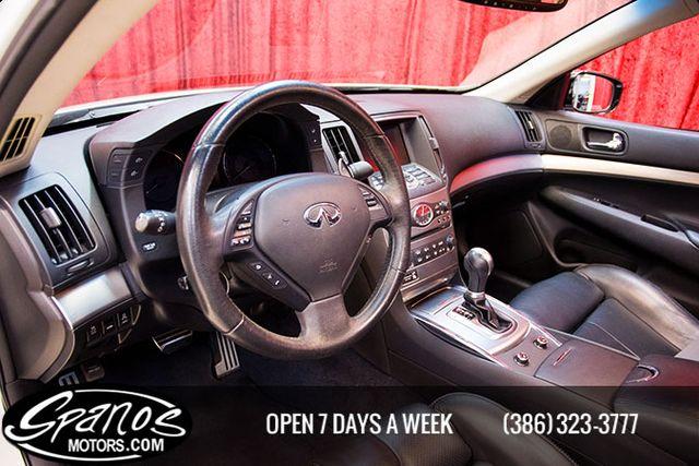 2012 Infiniti G37S Sedan Sport Daytona Beach, FL 21