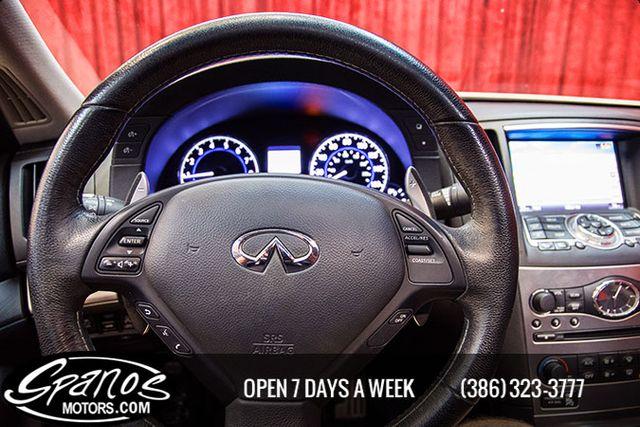 2012 Infiniti G37S Sedan Sport Daytona Beach, FL 22