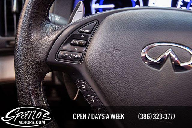 2012 Infiniti G37S Sedan Sport Daytona Beach, FL 23