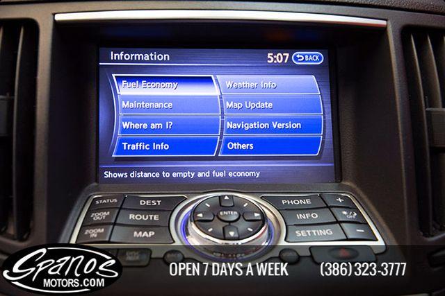 2012 Infiniti G37S Sedan Sport Daytona Beach, FL 29