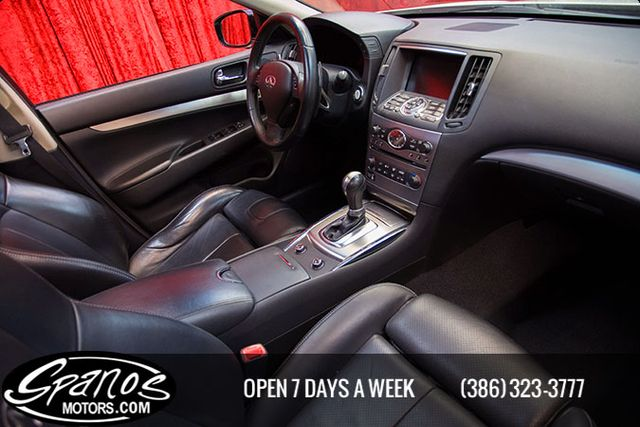2012 Infiniti G37S Sedan Sport Daytona Beach, FL 34