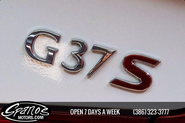 2012 Infiniti G37S Sedan Sport Daytona Beach, FL 38