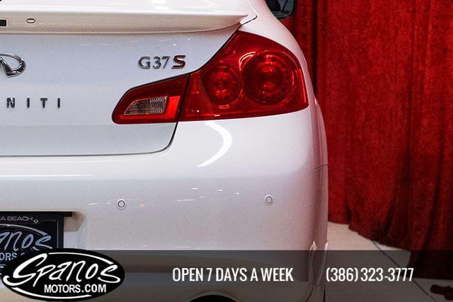2012 Infiniti G37S Sedan Sport Daytona Beach, FL 15