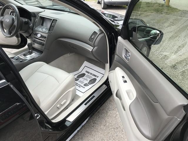 2012 Infiniti G37 Sedan Journey Houston, TX 11
