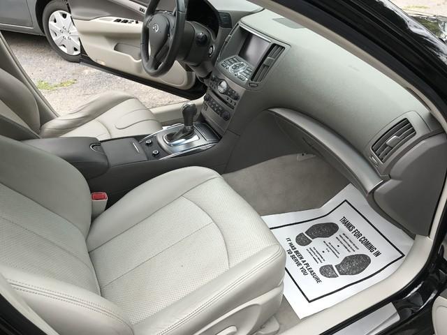 2012 Infiniti G37 Sedan Journey Houston, TX 16