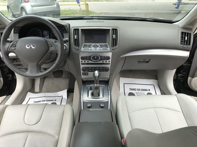 2012 Infiniti G37 Sedan Journey Houston, TX 17