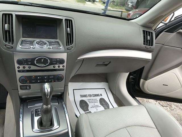 2012 Infiniti G37 Sedan Journey Houston, TX 20
