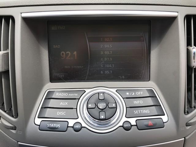 2012 Infiniti G37 Sedan Journey Houston, TX 32