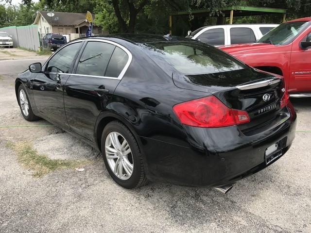 2012 Infiniti G37 Sedan Journey Houston, TX 6
