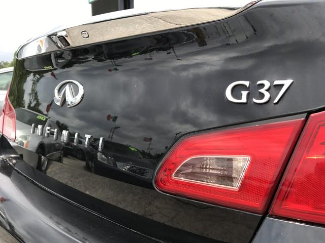 2012 Infiniti G37 Sedan Journey Houston, TX 36