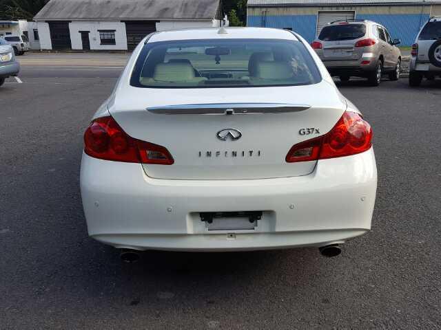 2012 Infiniti G37 Sedan X Pine Grove Pa Pine Grove