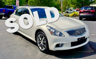 2012 Infiniti G37 Sedan x S | Tallmadge, Ohio | Golden Rule Auto Sales