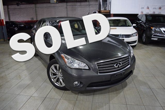 2012 Infiniti M37 X Richmond Hill, New York 0
