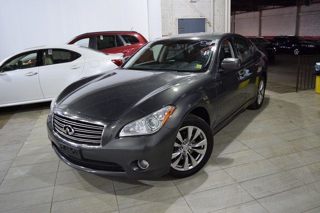 2012 Infiniti M37 X Richmond Hill, New York 1