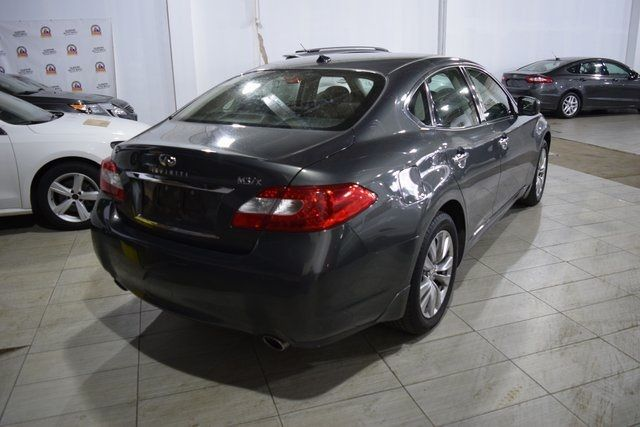 2012 Infiniti M37 X Richmond Hill, New York 8
