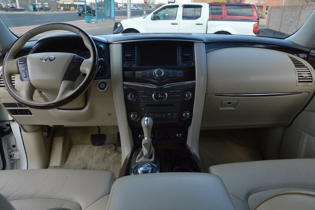 2012 Infiniti QX56 7-passenger in Albuquerque, New Mexico