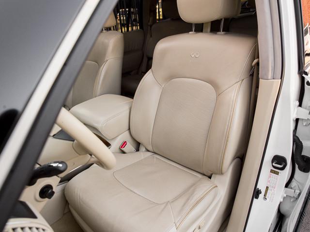 2012 Infiniti QX56 7-passenger Burbank, CA 10