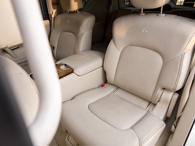 2012 Infiniti QX56 7-passenger Burbank, CA 11
