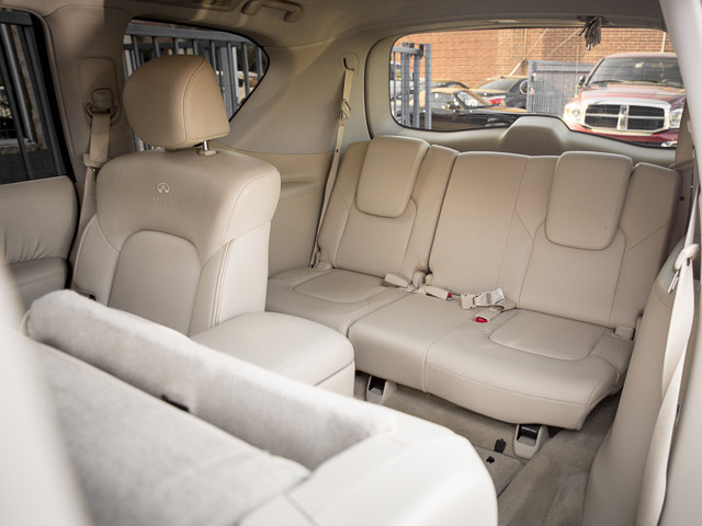 2012 Infiniti QX56 7-passenger Burbank, CA 12