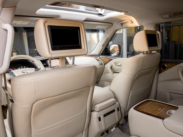 2012 Infiniti QX56 7-passenger Burbank, CA 13
