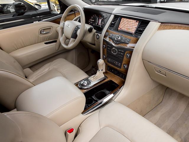 2012 Infiniti QX56 7-passenger Burbank, CA 14