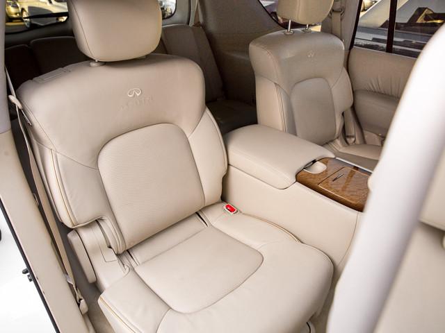 2012 Infiniti QX56 7-passenger Burbank, CA 16