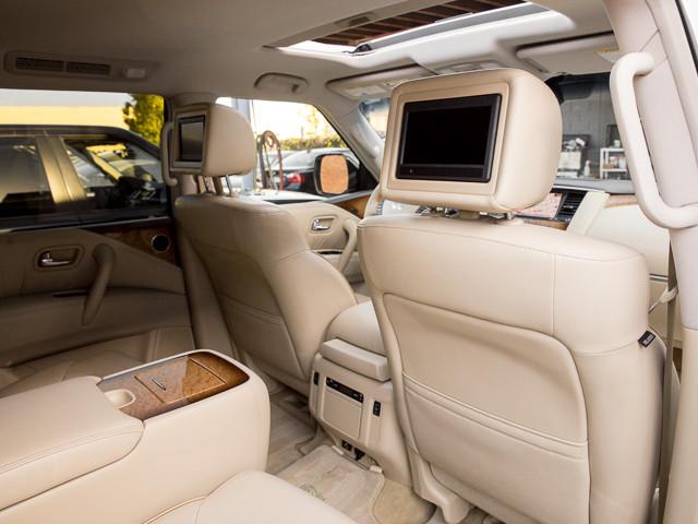 2012 Infiniti QX56 7-passenger Burbank, CA 18