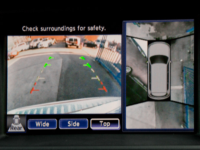 2012 Infiniti QX56 7-passenger Burbank, CA 24