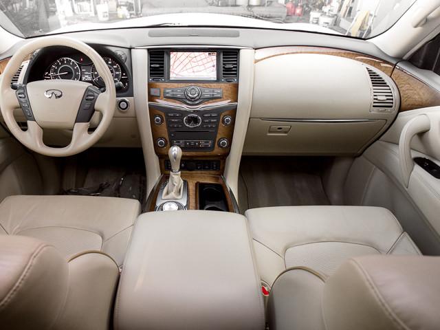 2012 Infiniti QX56 7-passenger Burbank, CA 8