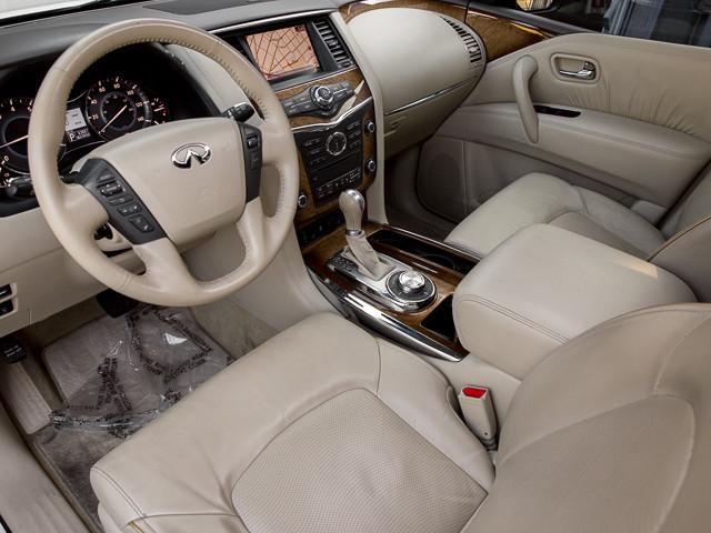 2012 Infiniti QX56 7-passenger Burbank, CA 9