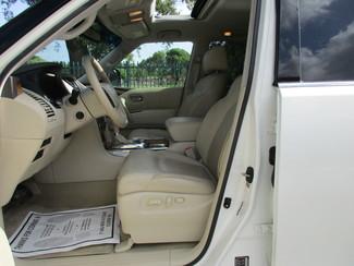 2012 Infiniti QX56 7-passenger Miami, Florida 10