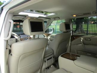 2012 Infiniti QX56 7-passenger Miami, Florida 12