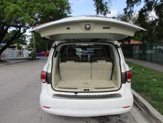 2012 Infiniti QX56 7-passenger Miami, Florida 20
