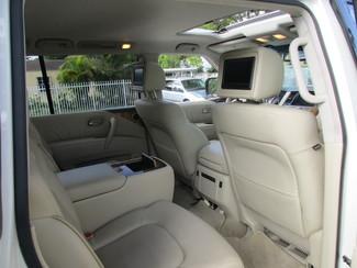 2012 Infiniti QX56 7-passenger Miami, Florida 22