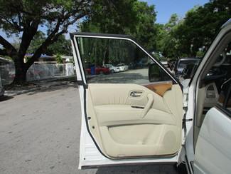 2012 Infiniti QX56 7-passenger Miami, Florida 8