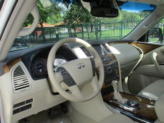 2012 Infiniti QX56 7-passenger Miami, Florida 9