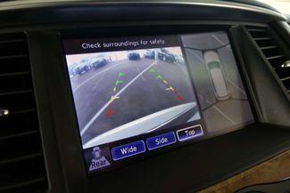 2012 Infiniti QX56 4x4 * Theater Pkg * NAVI * 24's * QUADS * Cameras Plano, Texas 21