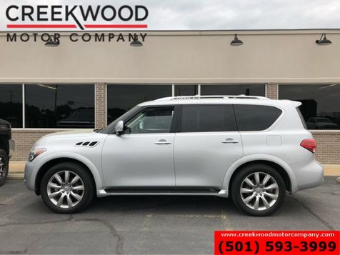 2012 Infiniti QX56 Touring Tech Package 4x4 Nav Tv Dvd Sunroof 22s in Searcy, AR