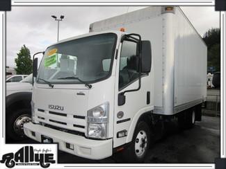 2012 Isuzu NPR Box Van Burlington, WA