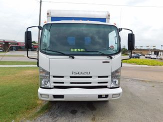 2012 Isuzu NQR- TILT CAB DIESEL, 14 ft. DELIVERY, BOX TRUCK Irving, Texas 33